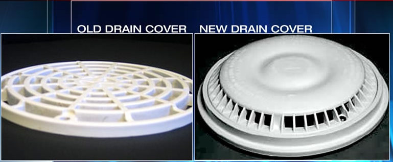 Unblockable Drain Cover Ensure Any Pool That You Use Has Compliant Drain Covers And Ask Your Pool